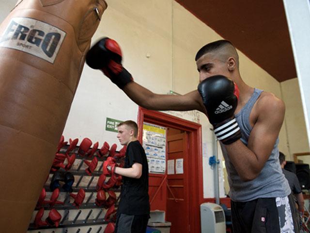 adult boxing