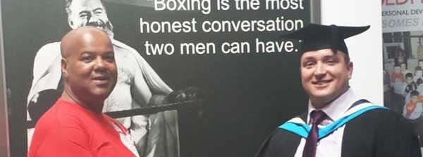 oldham boxing personal development