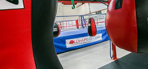 Adult Beginners Boxing