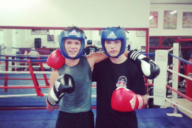Will Cawley and Sam Goodman