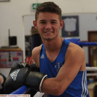 Oldham's Will Cawley selected for WSB!